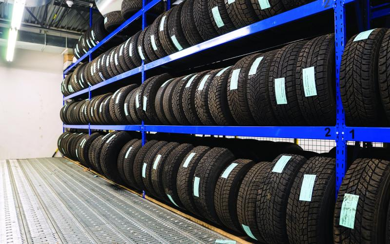 Tire Storage 3 Solutions You Need To Know To Maximize Your Space